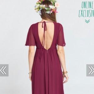 Show Me Your MuMu Dresses - Show Me Your MuMu Faye Maxi Dress